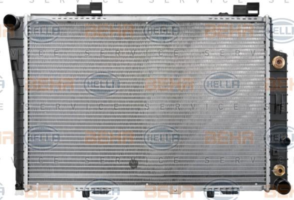 Radiateur, refroidissement du moteur W202-W210