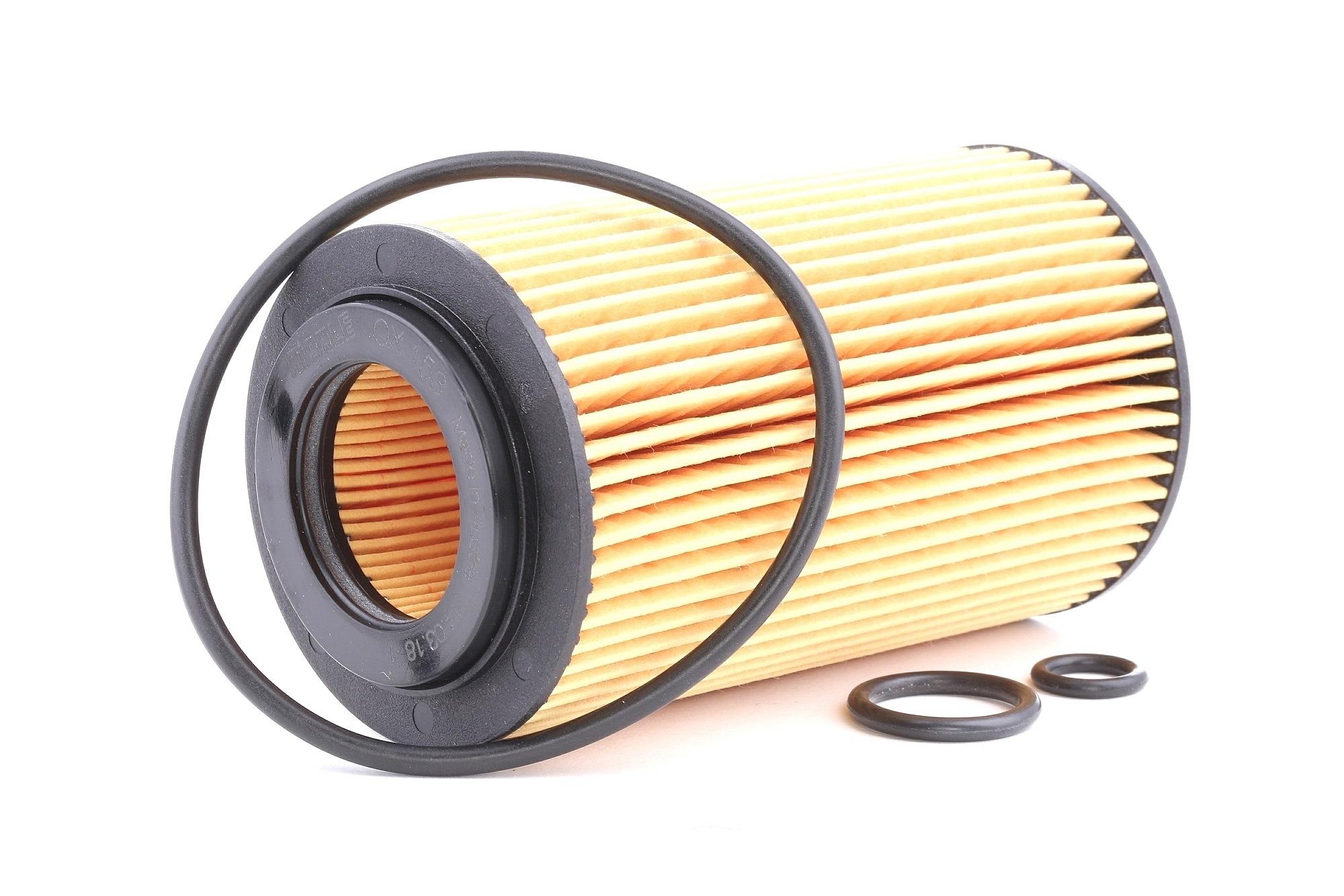 Filtre à huile Cartouche filtrante M611-M646