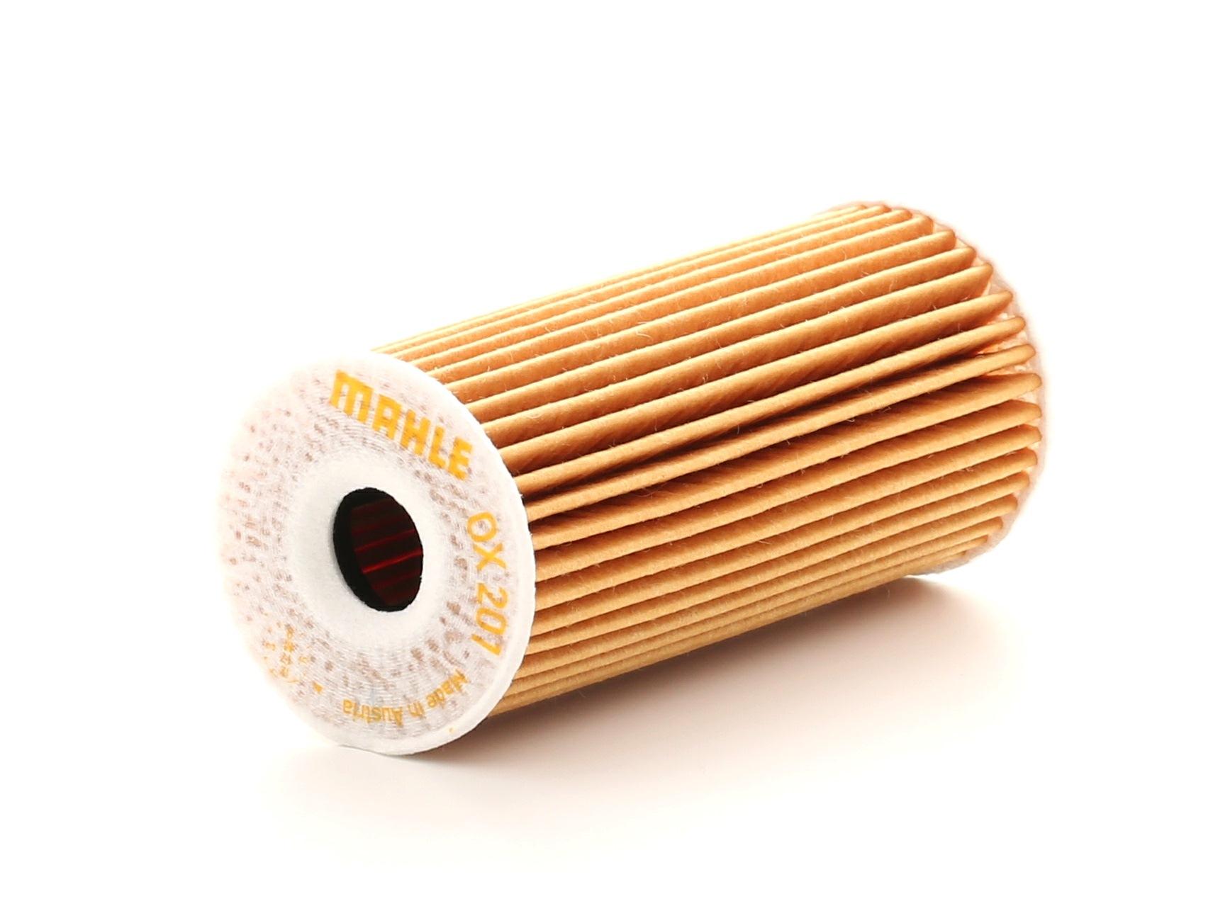 Filtre à huile Cartouche filtrante M668-M640