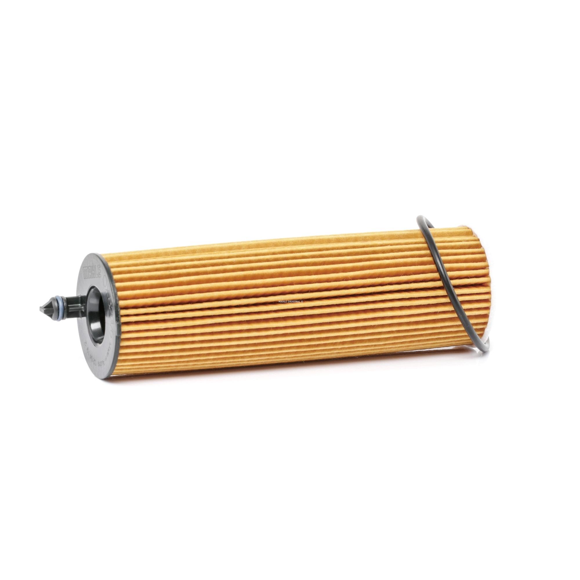 Filtre à huile Cartouche filtrante M654 W205