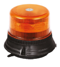 Gyrophare orange LED avec fixation magnétique