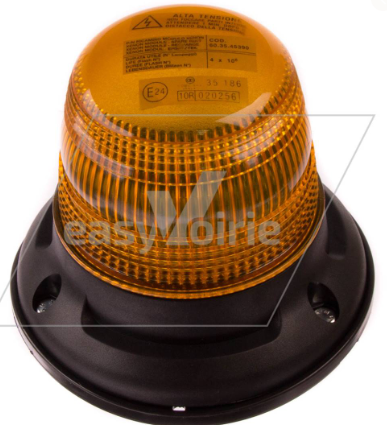 Gyrophare orange Cobo 1031103