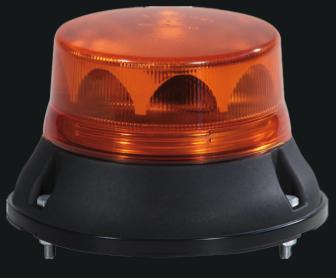 Gyrophare rouge LED Cobo 1031329