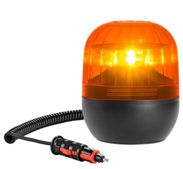 Gyrophare orange LED avec fixation magnétique Sirena 75293