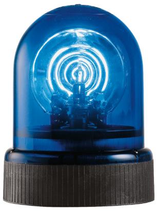 Gyrophare Bleu Sirena 74103
