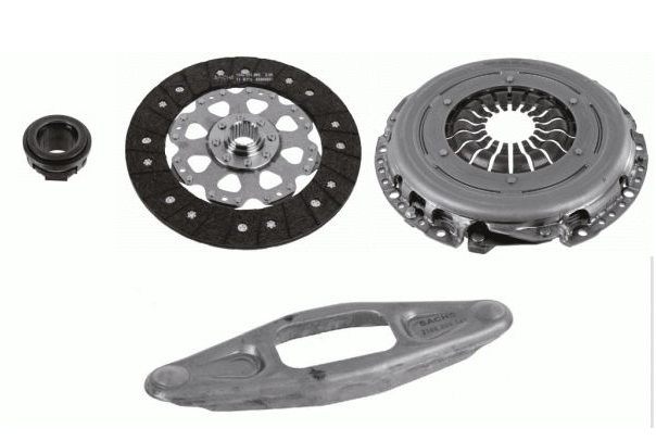 Kit d'embrayage BMW E46/E93