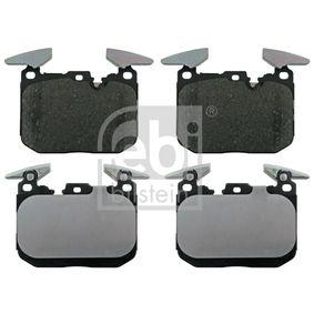 Kit de plaquettes de frein essieu avant F30 (805)