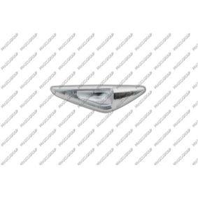 Feu clignotant gauche, avec porte-lampe BMW X5 (E70) (007)