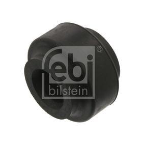 Silent bloc stabilisateur des 2 côtés de l'essieu avant W210