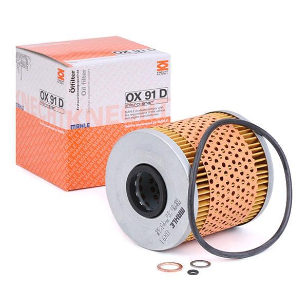 Filtre à huile Cartouche filtrante E36 M40 (514)