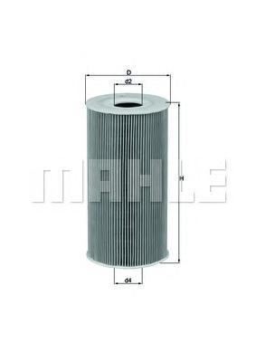 Filtre à huile Cartouche filtrante E36 (131)