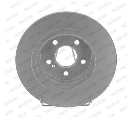 Jeu de 2 disques de frein arrière Mercedes A207 (Chassis sportif)