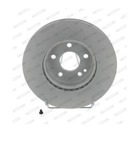 Jeu de 2 disques de frein avant Mercedes Vito W639