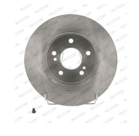 Jeu de 2 disques de frein arrière Mercedes W203/W210
