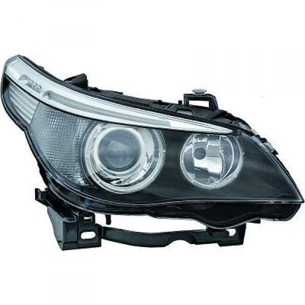 Phare droit, D1S (lampe à décharge), H7 Xénon E60 (5568)