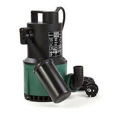 Pompe Submersible Pour Eaux Claires 0,55 Kw / 0,75 HP Nova 600